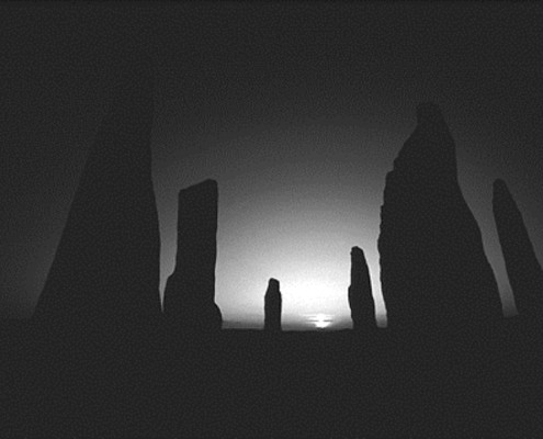 Part of a large complex of sites, Callanish appears to possess some of the most compelling astronomical connections.
