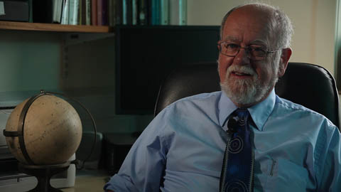 PROFESSOR JOHN BROWN